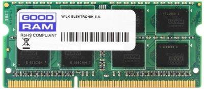 Модуль памяти GOODRAM для ноутбука DDR4 16Gb 3200MHz CL22 (GR3200S464L22S/16G) (F00246778)