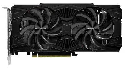 Видеокарта Gainward, GeForce RTX 2060, Ghost, 6Gb GDDR6, 192-bit, DVI/HDMI/DP, 1680/14000 MHz, 8-pin (471056224-2614)
