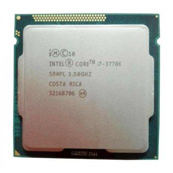Процессор Intel Core i7-3770K 3.50GHz, s1155, tray б/у