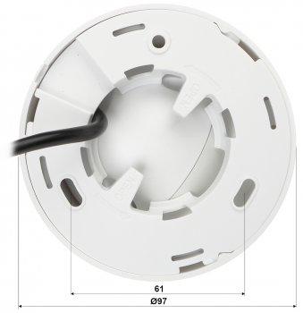 HDCVI видеокамера Dahua DH-HAC-HDW1200TLP-A (2.8 мм) (DH-HAC-HDW1200TLP-A-28)