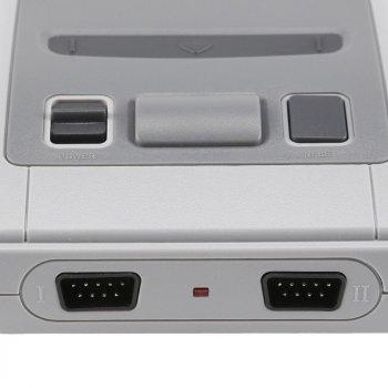Ретро игровая консоль ART-7307 (игровая приставка) 620 игр + 2 джойстика Super Mini SFC