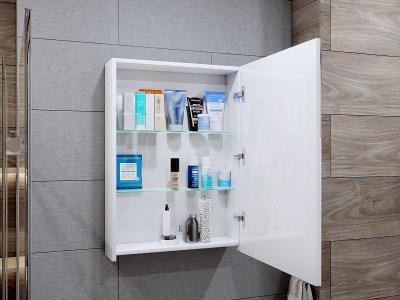 Зеркальный шкаф AQUARIUS Standard 50 cм