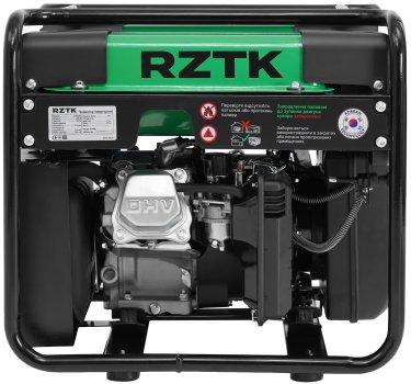 Генератор бензиновый инверторный RZTK G 4600i