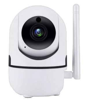 IP камера видеонаблюдения WiFi CAMERA IP UKC Y13G - беспроводная поворотная панорамная камера с распознаванием лиц