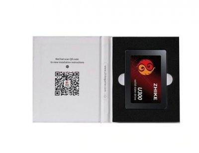 Флэш-накопитель Xo ZHIKE U300 SSD 120 ГБ 2,5 дюймов SATA III твердотельный диск встроенной памятью