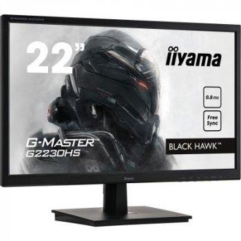 Монитор iiyama G2230HS-B1