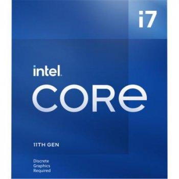 Процессор INTEL Core i7 11700F (BX8070811700F)