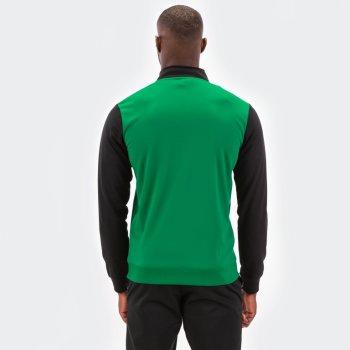 Олімпійка Joma WINNER 101008.401 колір: чорний/зелений