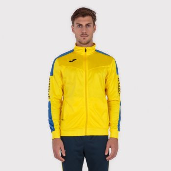 Олімпійка Joma Champion IV 100687.907 колір: жовтий/блакитний