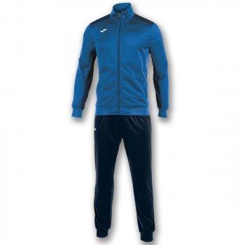 Спортивный костюм Joma CHANDAL ACADEMY 101096.703 цвет: голубой/синий