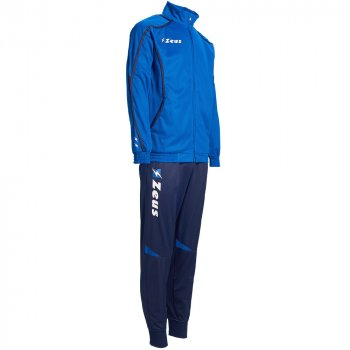 Спортивный костюм Zeus TUTA RELAX FAUNO Z00458 цвет: темно-синий/голубой