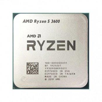 Процессор AMD AM4 Ryzen 5 3600 (3.6GHz 6 Core 12 Thread 32Mb) Tray