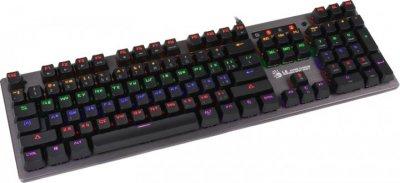 Клавиатура проводная A4Tech Bloody B760 Green Sw Black