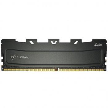 Модуль памяти для компьютера DDR4 16GB 3866 MHz Black Kudos PRO eXceleram (EKPRO4163818C)