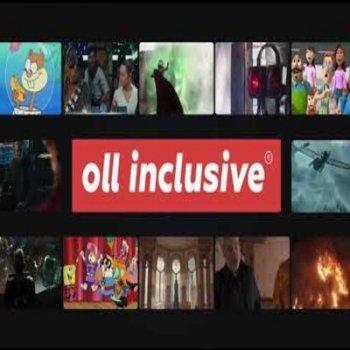 OLL inclusive підписка OLL TV на 3 місяці (скретч-картка)