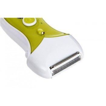 Женский Эпилятор Nikai TB-7667 2 в 1 триммер эпиляция бикини