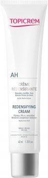 Крем с эффектом лифтинга Topicrem AH Redensifying Cream для сухой кожи 40 мл (3700281702255)