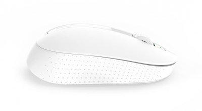 Комплект бездротовий Xiaomi Miiiw Wireless Silent Combo White (MWWC01)