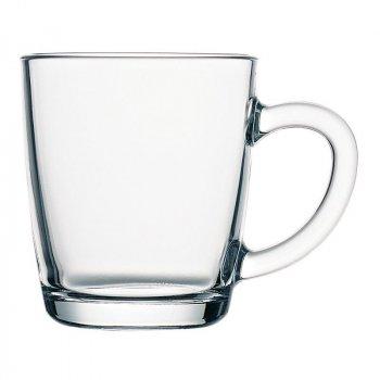 Кружка Mugs стеклянная 350мл Pasabahce PB-55531-1