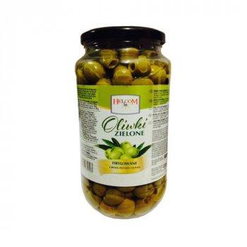 Оливки зеленые Oliwki Helcom 900 г