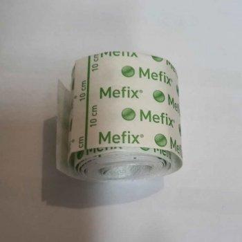 Пластырь фиксирующий из нетканого материала Mefix 5см х 2,5м