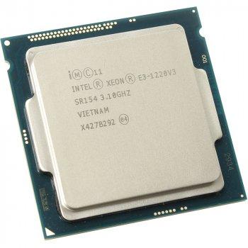 Процессор Intel Xeon E3 1220 v3 (CM8064601467204)