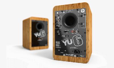 Активна акустика Kanto YU6 Bamboo