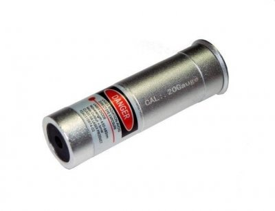 Лазерный целеуказатель патрон 20 калибр для холодной пристрелки