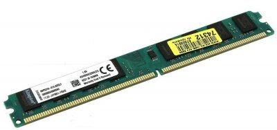 Оперативна пам'ять Kingston DDR2-800 2048MB PC2-6400 (KVR800D2N6/2G)