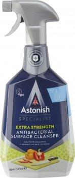 Упаковка антибактеріального мийного засобу Astonish 750 мл х 12 шт. (55060060211075)