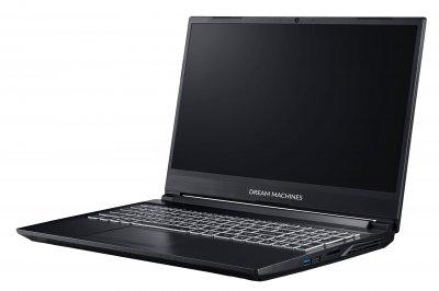 Ноутбук Dream Machines G1650Ti-15 (G1650TI-15UA40)