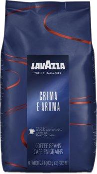 Кава в зернах Lavazza Crema e Aroma Espresso 1 кг (8000070024908)