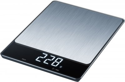 Весы кухонные BEURER KS 34 stainless steel