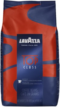 Кофе в зернах Lavazza Top Class 1 кг (8000070020108)