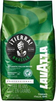 Кофе в зернах Lavazza Tierra Brazil 1 кг (8000070052802)