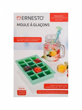 "Формочки для льда ""Кубик"" Ernesto LI-10026"