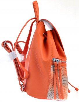 Сумка-рюкзак Yes Weekend 29x25x17 Рыжий (5060487839048) (554179)