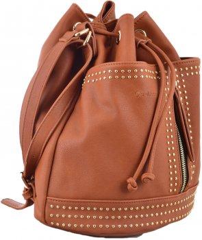Сумка-рюкзак Yes Weekend 30x27x15.5 Рыжий (5060487838928) (554154)