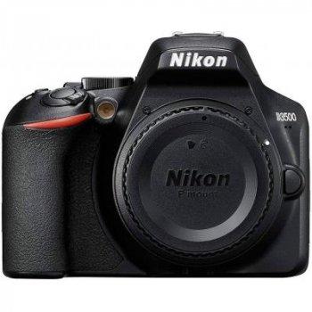 Цифровий фотоапарат Nikon D3500 AF-P 18-55VR kit (VBA550K001)