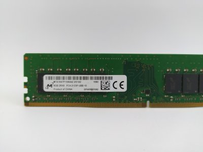 Оперативная память Micron DDR4 8Gb PC4-2133P (MTA16ATF1G64AZ-2G1A2) 4661 Б/У