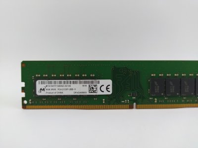 Оперативная память Micron DDR4 8Gb PC4-2133P (MTA16ATF1G64AZ-2G1A2) 4662 Б/У