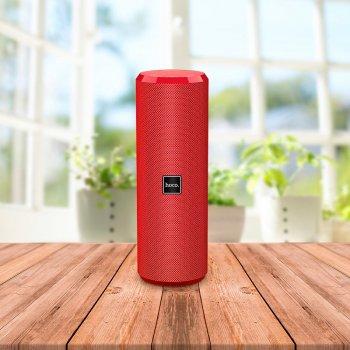 Колонка портативная Bluetooth Hoco BS33 Red