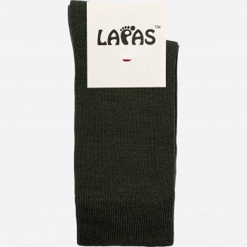 Носки Lapas 1P-210-KHA Темно-зеленые M