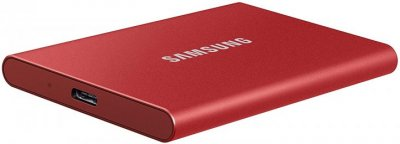 Накопичувач SSD USB 3.2 500GB T7 Samsung (MU-PC500R/WW)
