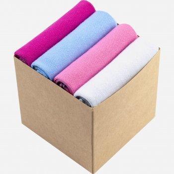 Набор коротких носков Lapas 4P-220-543 (4 пары) Разноцветный W