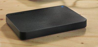 """Зовнішній жорсткий диск 2.5"""" 2TB TOSHIBA (HDTB420EK3AA)"""
