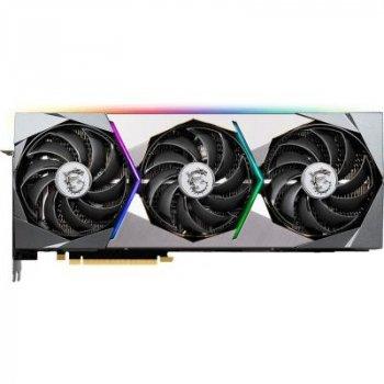 Видеокарта MSI GeForce RTX3080Ti 12Gb SUPRIM X (RTX 3080 Ti SUPRIM X 12G)