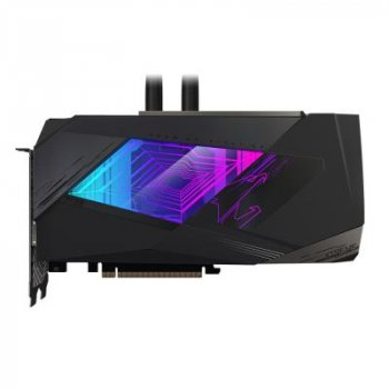 Видеокарта GIGABYTE GeForce RTX3080 10Gb AORUS XTREME WATERFORCE (GV-N3080AORUSX W-10GD)