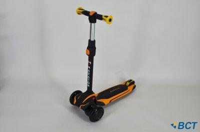 Самокат триколісний Maraton Global B дитячий помаранчевий