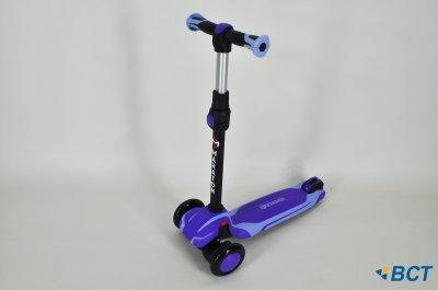 Самокат триколісний Maraton Global G дитячий фіолетовий